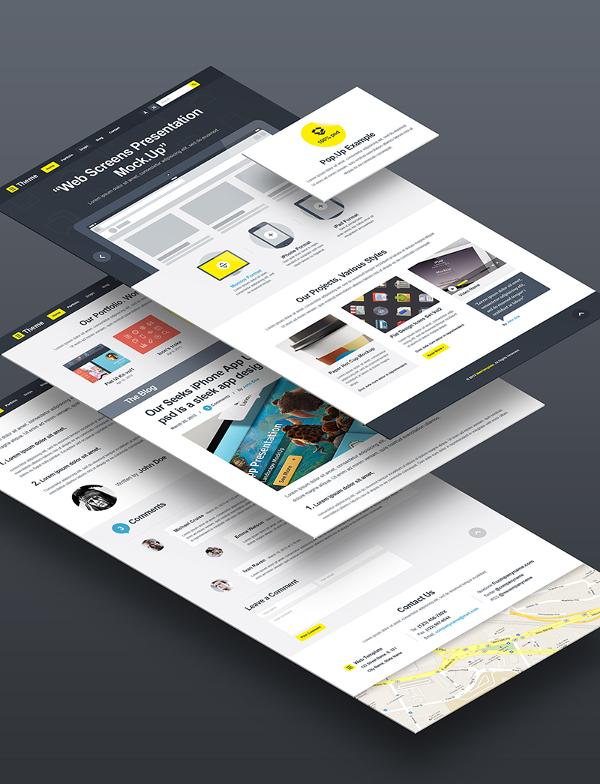 creare-site-prezentare-firma