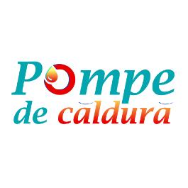 logo design pompe de caldura