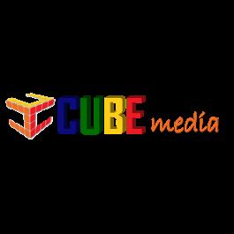 logo design CubeMedia