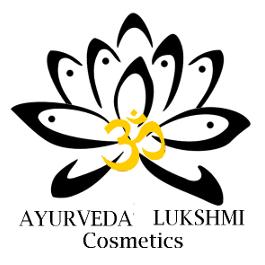 logo design ayurveda lukshmi cosmetics